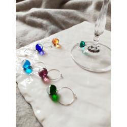 Подвески на бокалы