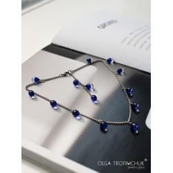 Ожерелье капли